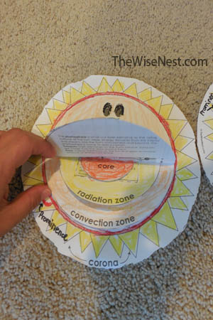 sun worksheet2