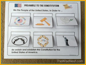 photograph relating to Preamble Printable identified as Preamble towards the Consution - The Smart Nest